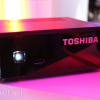 Toshiba Places on a set top box
