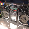 Lasonic Ghetto Blaster boombox