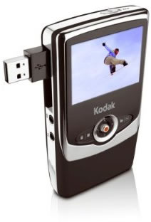 Kodak Zi6 YouTube camara
