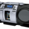 JVC Kaboom with iPod dock